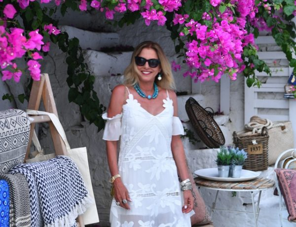 Nina papaioannou- Trendsurvivor summer style Paros Self-portrait dress04