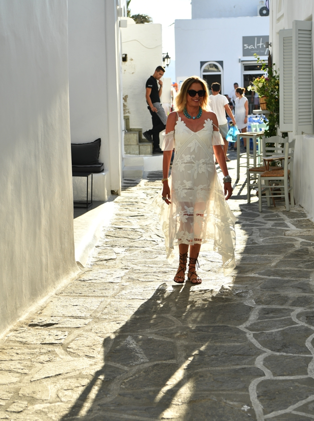 Trendsurvivor summer style Paros Self-portrait dress08