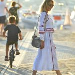 Greek Island Summer Style // The ethnic dress
