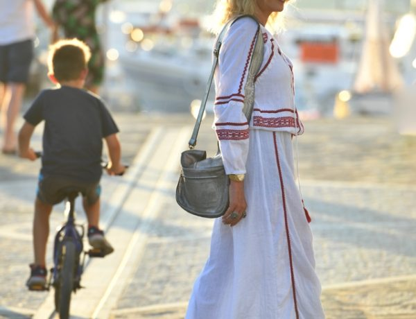 Greek Island Paros what to wear