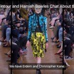 London Fashion Week // Anna Wintour Pragmatic and Wearable
