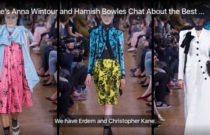London Fashion Week // Anna Wintour Pragmatic and Wearable