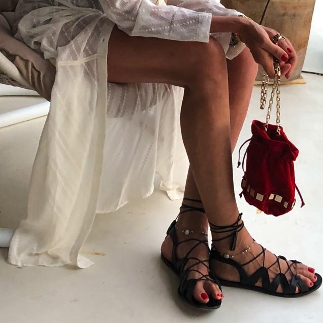 M.Gemi sandals