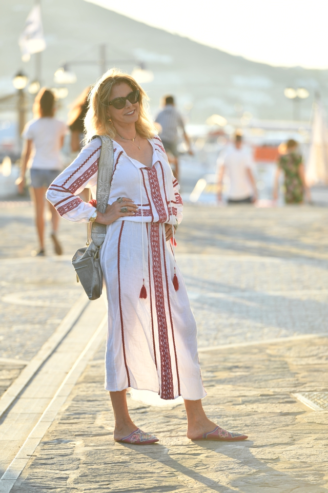 Morocan vibes Greek Island Style Nina Papaioannou