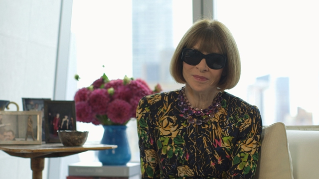 New York Fashion Week 2019 :: Anna Wintour