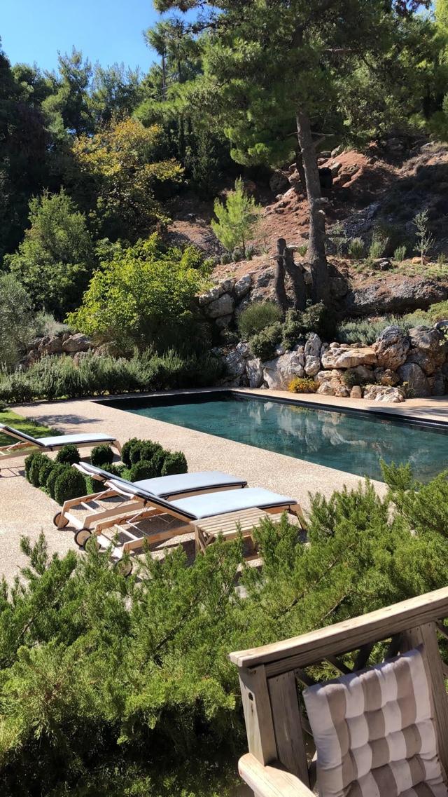 pool Kiourka Athens