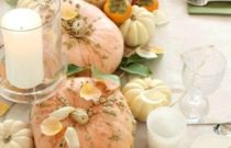 Inspiring Fall Table decor