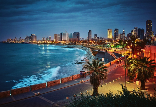 tel aviv Top Destinations in the Middle East