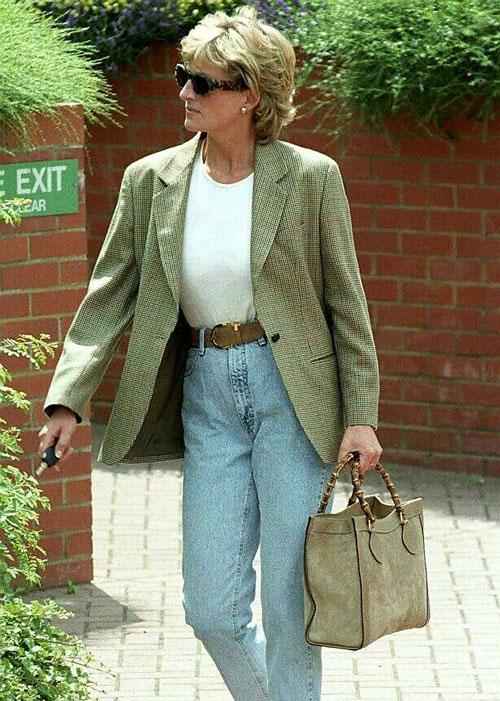5 Style Lessons From Princess Diana Trendsurvivor